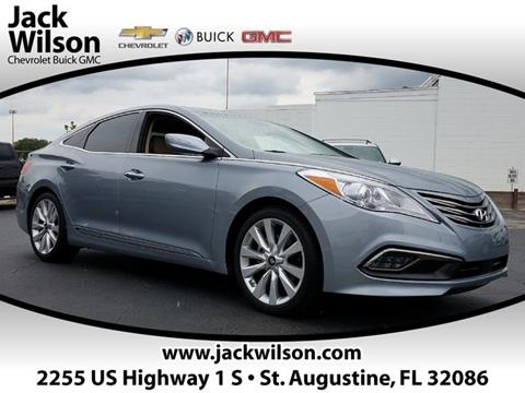 2016 Hyundai Azera for sale in Saint Augustine, FL