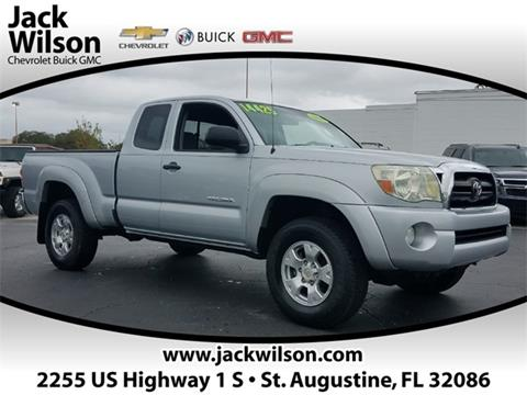 2006 Toyota Tacoma for sale in Saint Augustine, FL