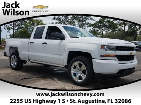 2017 Chevrolet Silverado 1500 for sale in Saint Augustine, FL