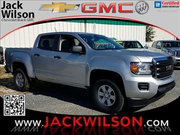 2017 GMC Canyon for sale in Saint Augustine, FL
