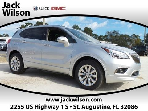 2017 Buick Envision for sale in Saint Augustine, FL