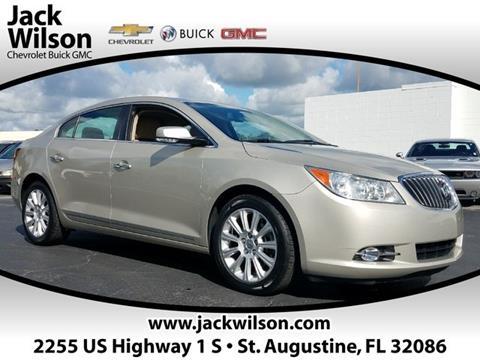 2013 Buick LaCrosse for sale in Saint Augustine, FL