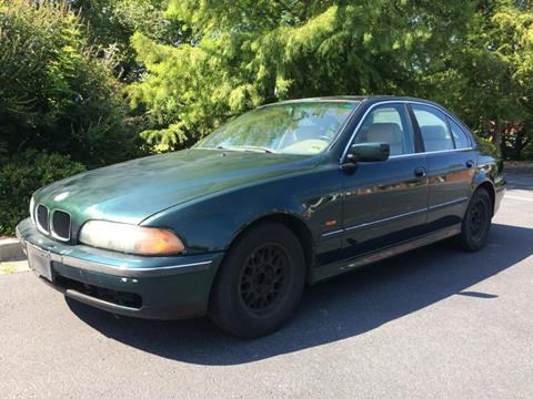 1998 BMW 5 Series for sale in Dawsonville GA