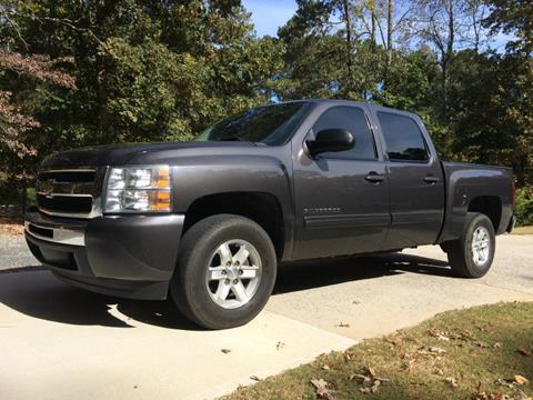 2011 Chevrolet Silverado 1500 for sale in Dawsonville, GA