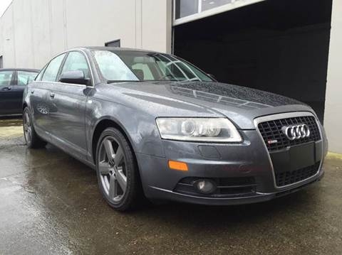 2007 Audi A6 for sale in Portland, OR