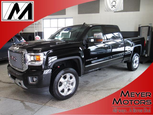 2017 gmc sierra 2500hd 4x4 denali 4dr crew cab sb in plymouth wi meyer motors. Black Bedroom Furniture Sets. Home Design Ideas