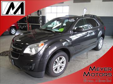 Chevrolet Equinox For Sale Plymouth Wi