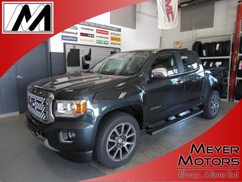 2018 GMC Canyon for sale in Plymouth, WI