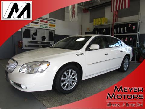 2010 Buick Lucerne for sale in Plymouth, WI