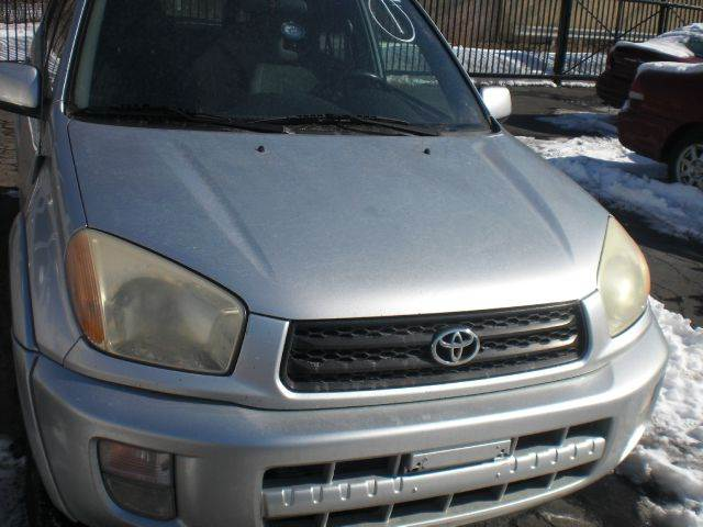 2002 Toyota RAV4 for sale in REDFORD MI