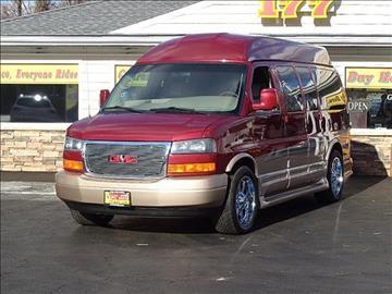 2009 GMC Savana Cargo for sale in Pasadena, MD