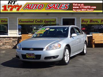 2013 Chevrolet Impala for sale in Pasadena, MD