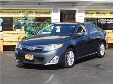 2013 Toyota Camry for sale in Pasadena, MD