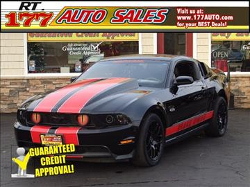 2012 Ford Mustang for sale in Pasadena, MD