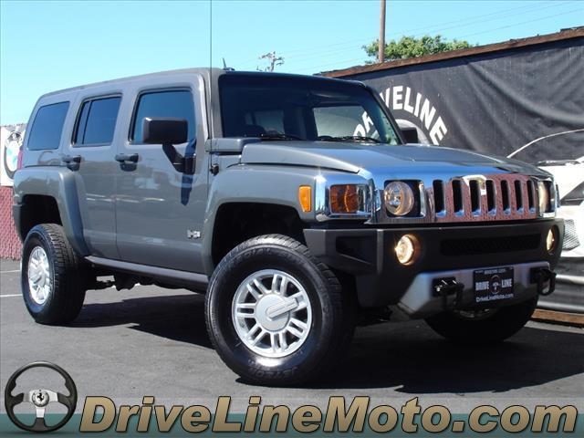 2008 HUMMER H3 for sale in SAN CARLOS CA