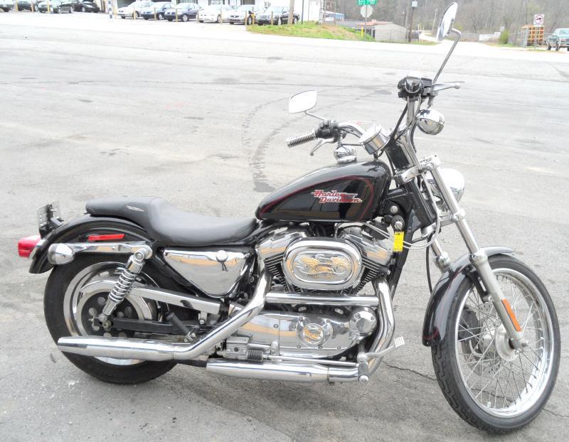 2001 Harley-Davidson DAVIDSON XL1200