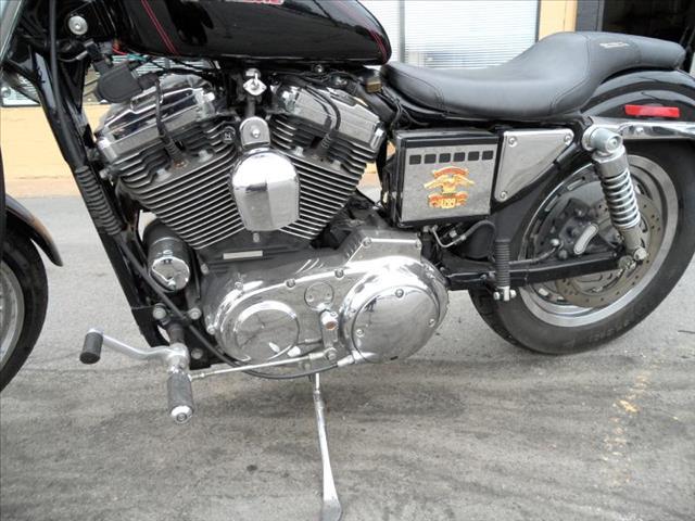 2001 HARLEY DAVIDSON XL1200 SPORTSTER  motorcycle - Buford GA