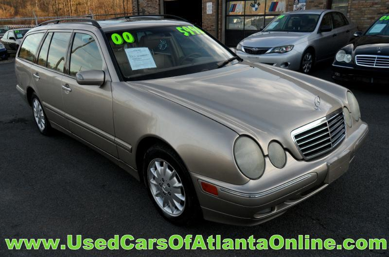 2000 mercedes benz e class e320 4dr wagon in buford ga for 2000 mercedes benz e class e320