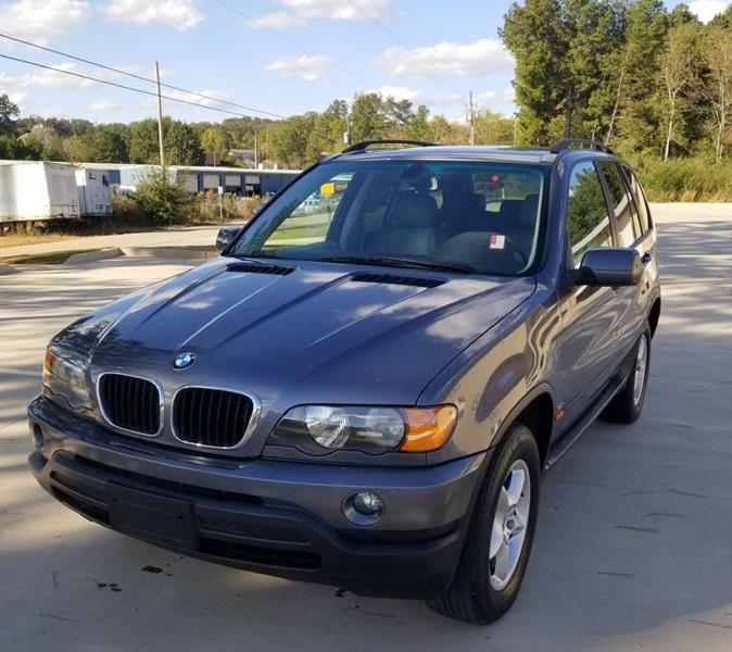 2003 BMW X5 For Sale