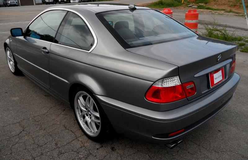 2004 Bmw 3 Series 330ci 2dr Coupe In Buford Ga Used Cars Of Atlanta