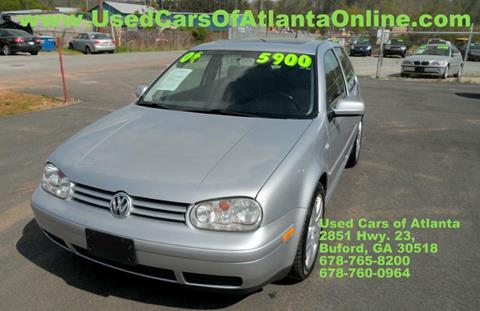 2003 Volkswagen GTI for sale in Buford, GA