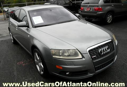 2008 Audi A6 for sale in Buford, GA
