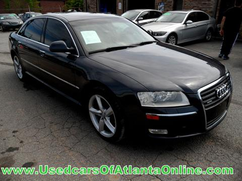used 2009 audi a8 for sale carsforsale com� Jump Start Audi A8 2009 2009 audi a8 l for sale in buford, ga