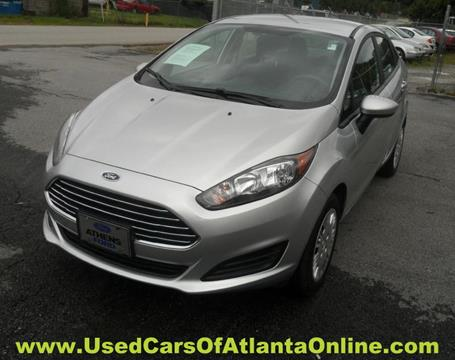 2015 Ford Fiesta for sale in Buford, GA