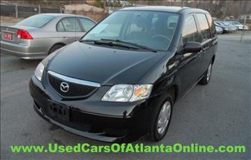 2003 Mazda MPV for sale in Buford, GA