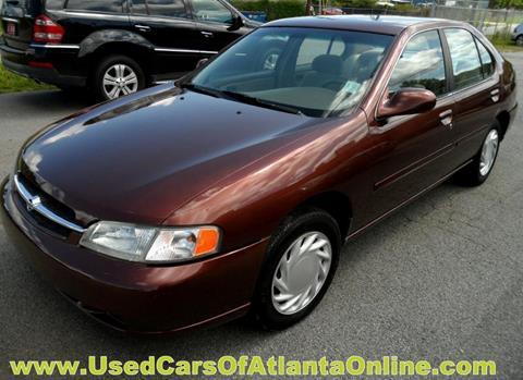 1998 Nissan Altima for sale in Buford, GA