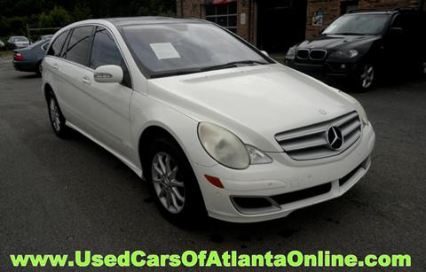 2007 Mercedes-Benz R-Class for sale in Buford, GA