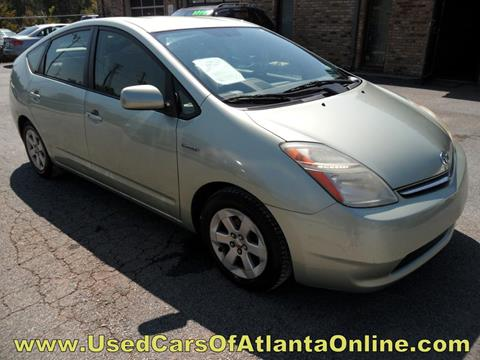 Hybrid electric cars for sale in buford ga for Toyota motor credit atlanta ga