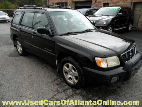 2001 Subaru Forester for sale in Buford, GA