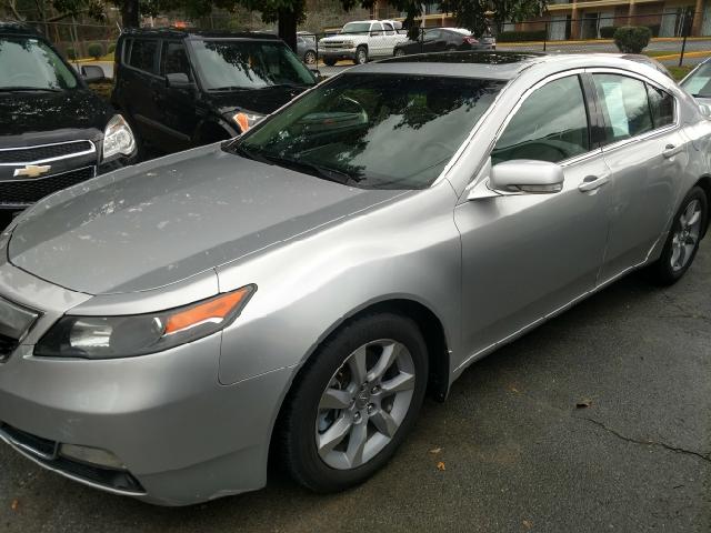 2012 Acura Tl 4dr Sedan In Macon GA - J Franklin Auto Sales