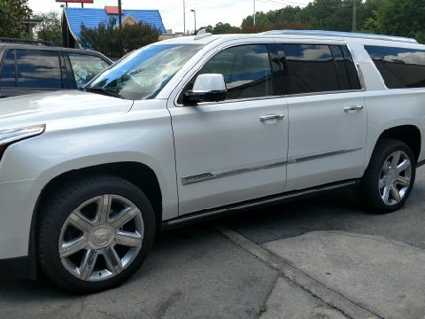 2016 Cadillac Escalade ESV for sale in Macon, GA