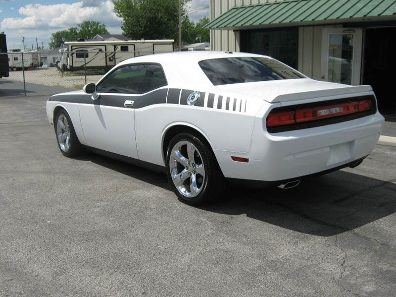 2013 Dodge Challenger R/T Plus 2dr Coupe - Clyde OH