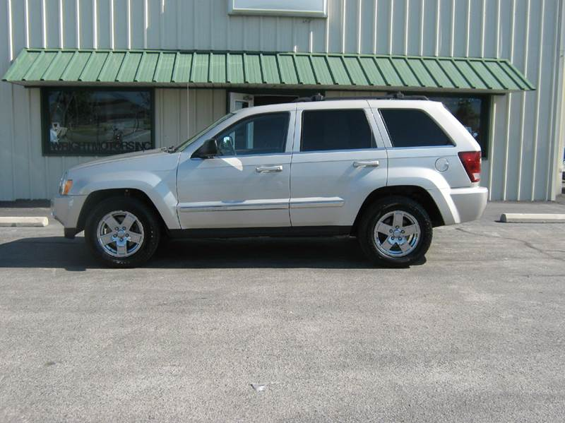 2006 Jeep Grand Cherokee Limited 4dr SUV 4WD w/ Front Side Airbags - Clyde OH
