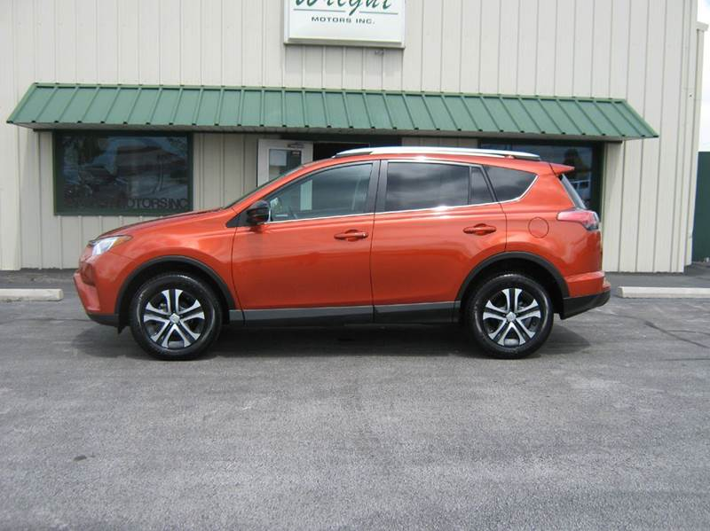 2016 Toyota RAV4 AWD LE 4dr SUV - Clyde OH