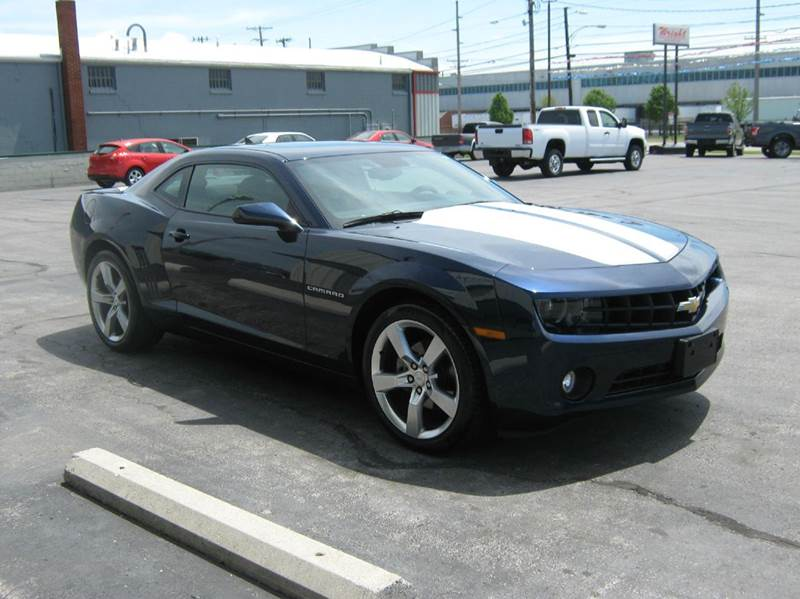 2010 Chevrolet Camaro LT 2dr Coupe w/1LT - Clyde OH