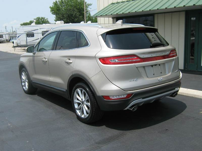 2015 Lincoln MKC AWD 4dr SUV - Clyde OH