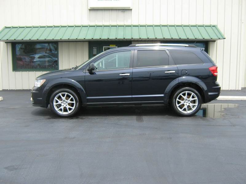 2011 Dodge Journey Crew 4dr SUV - Clyde OH