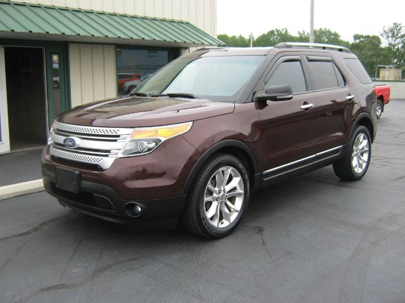 2011 Ford Explorer AWD XLT 4dr SUV - Clyde OH