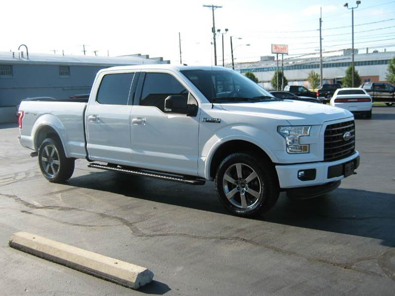 2015 Ford F-150 4x4 XLT 4dr SuperCrew 6.5 ft. SB - Clyde OH