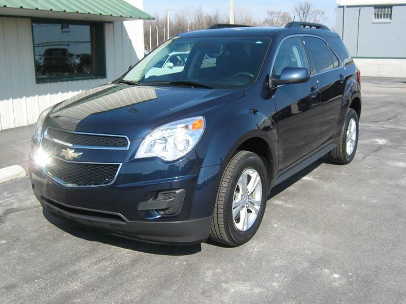 2015 Chevrolet Equinox LT 4dr SUV w/1LT - Clyde OH