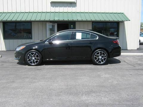 2017 Buick Regal for sale in Clyde, OH