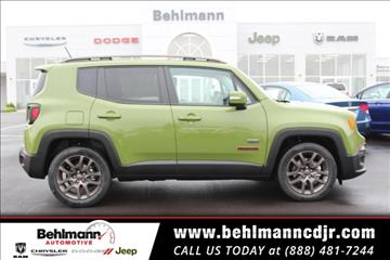 2016 Jeep Renegade for sale in Troy, MO