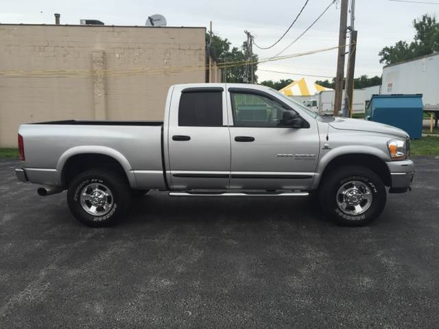 2006 dodge ram pickup 2500 slt 4dr quad cab 4wd sb in riverside leavenworth overland park ramsey. Black Bedroom Furniture Sets. Home Design Ideas