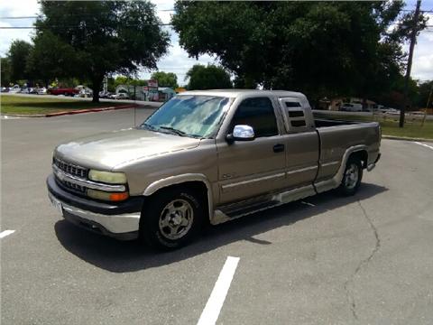 1999 Chevrolet Silverado 1500 for sale in San Antonio, TX