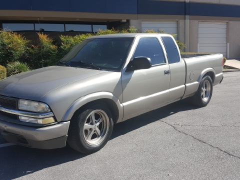1999 Chevrolet S-10 for sale in San Antonio, TX