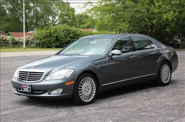 2007 Mercedes-Benz S-Class for sale in Chicago Heights, IL